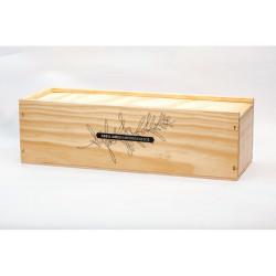 Pack 4 Mels Variades amb caixa de fusta