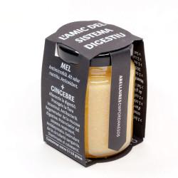 Honey + Ginger 125g