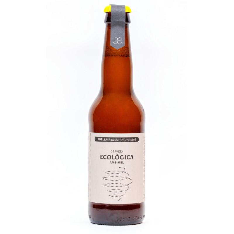Cerveza Ecológica con Miel
